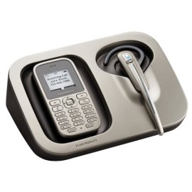 Plantronics Calisto Pro Series DECT 6.0 Cordless Landline/VoIP Phone with Bluetooth Headset