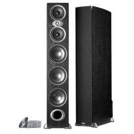 Polk Audio RTi A9 AM9975-A Floorstanding Speaker (Each, Black Oak)