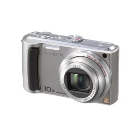 Panasonic Lumix DMC-TZ5S 9MP Digital Camera with 10x Wide Angle MEGA Optical Image Stabilized Zoom