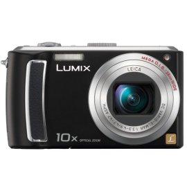 Panasonic Lumix DMC-TZ5K 9MP Digital Camera with 10x Wide Angle MEGA Optical Image Stabilized Zoom