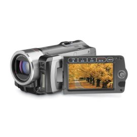Canon VIXIA HF100 Flash Memory HD Camcorder with 12x Optical IS Zoom