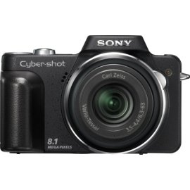 Sony Cyber-shot DSC-H3 8.1 MP Digital Camera with 10x Optical Zoom with Super SteadyShot Image Stabilization