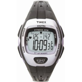 Timex T5H881 Midsize Digital Fitness Heart Rate Monitor Watch