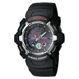Casio Men's G-Shock Atomic Solar Watch #GW1500A-1AV