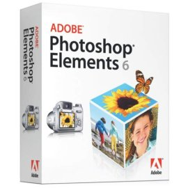 Adobe Photoshop Elements 6 (Mac)