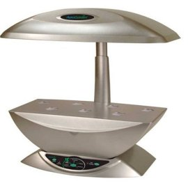 AeroGarden with Gourmet Herb Seed Kit (Silver)