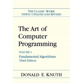 Art of Computer Programming, Volume 1: Fundamental Algorithms (3rd Edition)