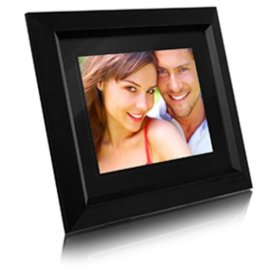 Aluratek 15-inch Hi-Res Digital Photo Frame with 256MB Internal Memory