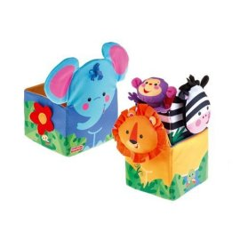 Fisher-Price Rainforest Nest 'n Play Animals