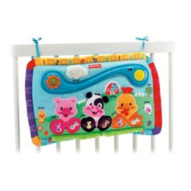 Fisher-Price Kick & Feel Musical Farm Friends