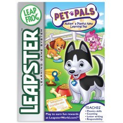 LeapFrog Leapster® Educational Game: Pet Pals