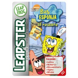 LeapFrog Leapster® Game: Bob Esponja Al Rescate