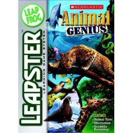 LeapFrog Leapster® Educational Game: Scholastic Animal Genius