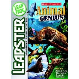 LeapFrog Leapster® Educational Game: Scholastic Animal Genius