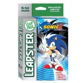 LeapFrog Leapster® Educational Game: Sonic X™