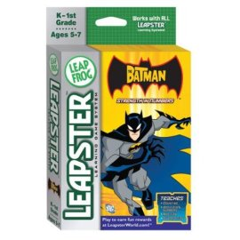 LeapFrog Leapster® Educational Game: Batman Strength in Numbers