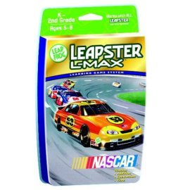 LeapFrog Leapster L-Max™ Educational Game: NASCAR®