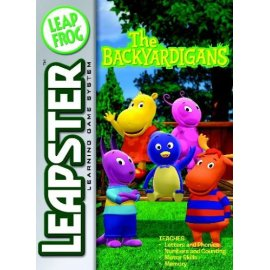 LeapFrog Leapster® Educational Game: The Backyardigans™