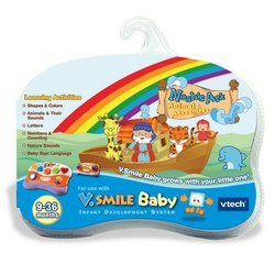 V Tech - V.Smile Noah'S Ark Animal Adventure Baby Cartridge