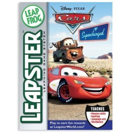 LeapFrog Leapster® Educational Game: Cars Supercharged