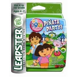 LeapFrog Leapster® Educational Game: Dora the Explorer Pinata Party