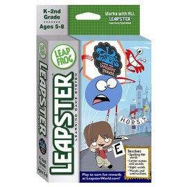 LeapFrog Leapster Educational Game: Foster's Home for Imaginary Friends