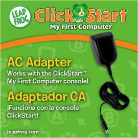 LeapFrog ClickStart My First Computer Adapter