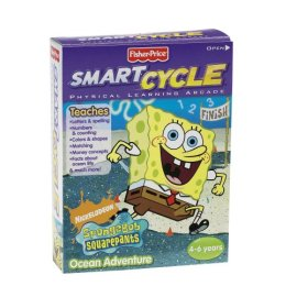 Smart Cycle™ Ocean Sponge Bob Software