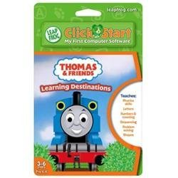 LeapFrog ClickStart Educational Software: Thomas & Friends - Learning Destinations
