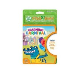 LeapFrog ClickStart Educational Software: Learning Carnival