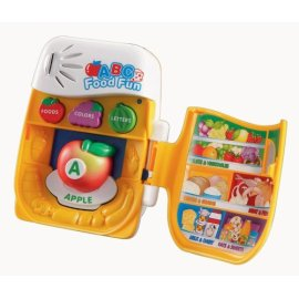 VTech ABC Food Fun 26 Magnets