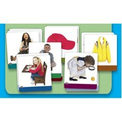 Smart Talk Animals And People Cards