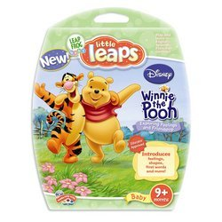 LeapFrog Little Leaps Winnie the Pooh Exploring Feelings & Friendship