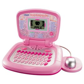 VTech Tote n Go Laptop Plus - Pink