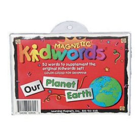 Magnetic Kidwords: Our Planet Earth