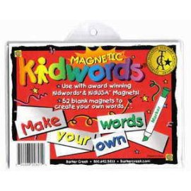Magnetic Kidwords Make Your Own Words
