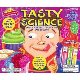 Scientific Explorer's Tasty Science Chemistry in the Kitchen Kit