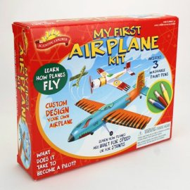 Scientific Explorer's My First Airplane Science Kit