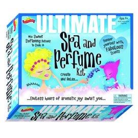Scientific Explorer's Ultimate Spa & Perfumery Kit of Spa Therapies