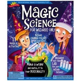 Scientific Explorer's The Magic Science Wizard's Kit