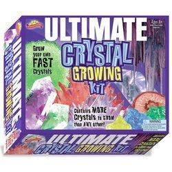 Scientific Explorer's Ultimate Crystal Growing Science Kit