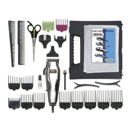 Wahl 79520-500 Chrome Pro 25 piece Haircut Kit