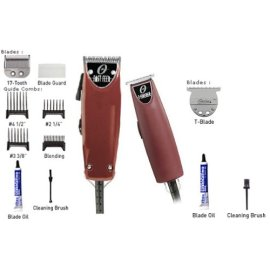 Oster Fast Feed Clipper & T-finish Trimmer Combo
