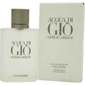 Acqua Di Gio By Giorgio Armani For Men. Eau De Toilette Spray 6.7 Ounces