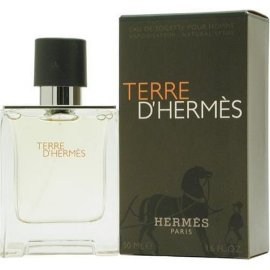 Terre D'hermes By Hermes For Men. Eau De Toilette Spray 3.3 OZ