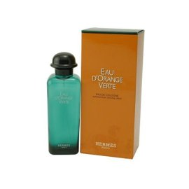 Hermes D'orange Vert By Hermes For Men. Eau De Cologne Spray 6.5 Ounces