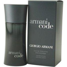 Armani Code By Giorgio Armani For Men. Eau De Toilette Spray 4.2 oz