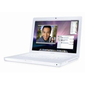Apple MacBook MB402LL/A 13.3 Laptop (2.1 GHz Intel Core 2 Duo Processor, 1 GB RAM, 120 GB Hard Drive) White