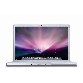 Apple MacBook Pro MB134LL/A 15.4 Laptop (2.5 GHz Intel Core 2 Duo Processor, 2 GB RAM, 250 GB Hard Drive, DVD/CD SuperDrive)
