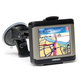 Lowrance XOG Crossover GPS Navigator